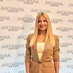 Φαίη Σκορδά: Η εντυπωσιακή εμφάνιση στην εκδήλωση του Ομίλου ANTENNA για την κοπή της πίτας