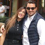 Φλορίντα Πετρουτσέλι: Η τρυφερή φωτογραφία με τον σύζυγό της