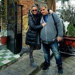 Δημήτρης Σταρόβας: Οι δημόσιες ευχές στην σύντροφό του, Άννα Σταθάκη