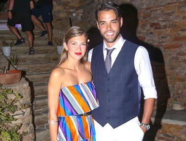 Ρένος Ρώτας: Έτσι ευχήθηκε στην πρώην σύντροφό του Κλέλια Ανδριολάτου για τα γενέθλιά της!