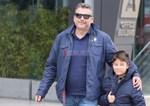 Γιώργος & Γιάννης Λιάγκας: Πατέρας και γιος σε νέα κοινή έξοδο