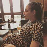 Φωτεινή Αθερίδου: Μας δείχνει το πρωινό της γεύμα στον πέμπτο μήνα της εγκυμοσύνης της