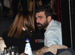 Paparazzi! Δημήτρης Αλεξάνδρου- Μαρία Καλάβρια: Τρυφερές στιγμές σε βραδινή τους έξοδο