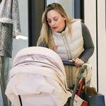 Ελεονώρα Μελέτη: Για ψώνια με την εννέα μηνών κόρη της!