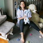 Κατερίνα Παπουτσάκη: Η γυμναστική που ξεκίνησε δυο μήνες μετά τη γέννηση του γιου της