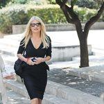 Paparazzi! Φαίη Σκορδά: Χαλαρή έξοδος στο κέντρο της Αθήνας