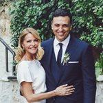 Τζένη Μπαλατσινού – Βασίλης Κικίλιας: Δείτε την μπομπονιέρα του γάμου τους!
