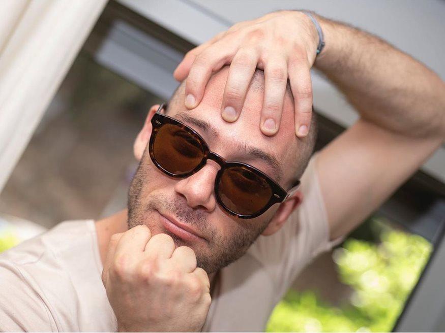 Αντίνοος Αλμπάνης: Το μήνυμα όλο νόημα στο Instagram μετά την αποκάλυψη του προβλήματος υγείας που τον ταλαιπωρεί