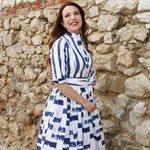Χριστίνα Αλεξανιάν: Μας δείχνει το εντυπωσιακό σαλόνι της!