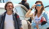 Paparazzi! Βασίλης Χαραλαμπόπουλος: Χαλαρή βόλτα με τη σύζυγό του στα Κουφονήσια