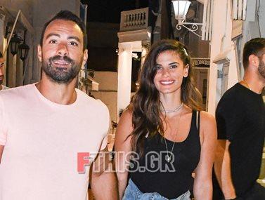 Χριστίνα Μπόμπα-Σάκης Τανιμανίδης: Σε αυτή την περιοχή της Αθήνας βρίσκεται το νέο τους σπίτι