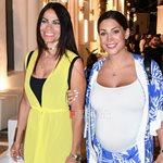 Paparazzi! Η Έλλη Αγγελιδάκη με την εγκυμονούσα Φελίσια Λαπάτη σε χαλαρή βόλτα στη Μύκονο
