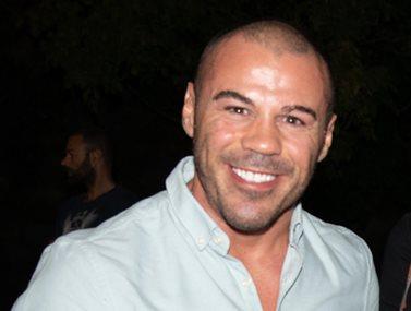 Μιχάλης Ζαμπίδης: Βραδινή έξοδος με τη νέα του σύντροφο