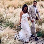 Βάσω Λασκαράκη-Λευτέρης Σουλτάτος: Δείτε την εντυπωσιακή γαμήλια τούρτα τους