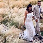 Βάσω Λασκαράκη: Δημοσίευσε την πρώτη φωτογραφία από το γαμήλιο πάρτι της στη Νάξο