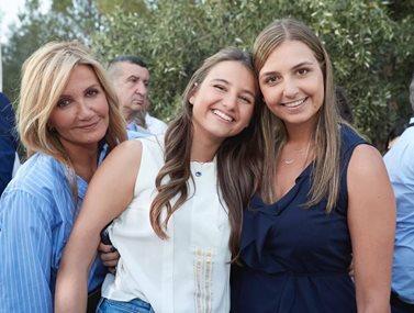 Μαρέβα Μητσοτάκη: Έτσι ευχήθηκε χρόνια πολλά στην κόρη της, Σοφία