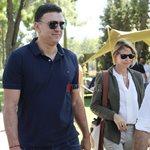 Τζένη Μπαλατσινού-Βασίλης Κικίλιας: Νέα κοινή εμφάνιση για το ζευγάρι