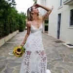 Εύα Τσάχρα: Μόλις παντρεύτηκε!