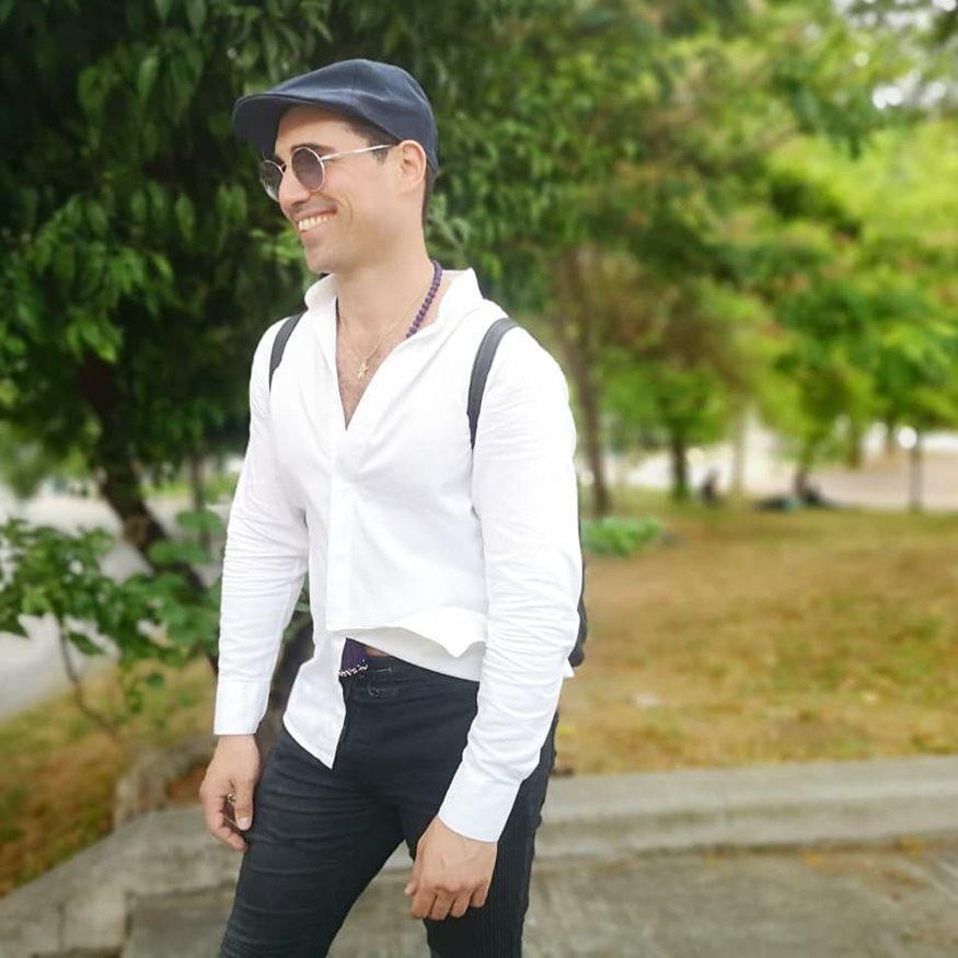 Άνθιμος Ανανιάδης: Ποζάρει με τον Φοίβο Βουτσά