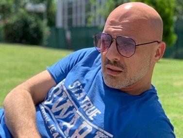 Νίκος Μουτσινάς: Έφτασε τους 500 χιλιάδες followers στο Instagram και δεν φαντάζεστε πως το γιόρτασε