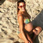 Ελένη Χατζίδου: Κάνει Loquita Challenge στον όγδοο μήνα της εγκυμοσύνης της!