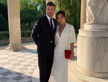 Victoria Beckham: Η τρυφερή ανάρτηση για τα 20 χρόνια έγγαμου βίου με τον, David