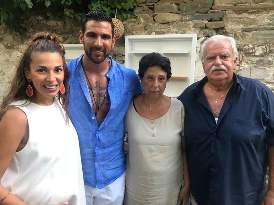 Ελένη Χατζίδου: Το τραγούδι που αφιέρωσε ο πατέρα της στον Ετεοκλή Παύλου