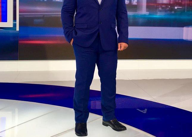Γνωστός Έλληνας παρουσιαστής έχασε 20 κιλά σε έξι μήνες
