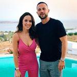 Καλομοίρα: Οι δημόσιες ευχές στον σύζυγό της, Γιώργο Μπούσαλη για τα γενέθλιά του