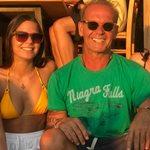 Πέτρος Κωστόπουλος: Στη Μύκονο μαζί την κόρη του, Αλεξάνδρα