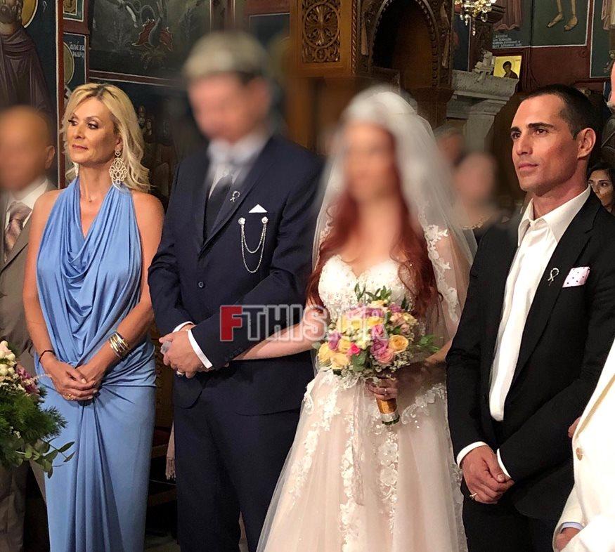 Κατερίνα Γκαγκάκη- Άνθιμος Ανανιάδης: Δε φαντάζεστε σε ποιον γάμο έγιναν μαζί κουμπάροι!