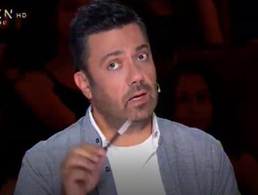 """Γιώργος Θεοφάνους: """"Νομίζω πως μόλις άκουσα τον νικητή του X-Factor 2019"""""""