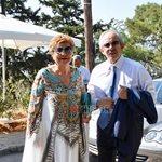 Οι γονείς του Βασίλη Κικίλια στην εκκλησία!
