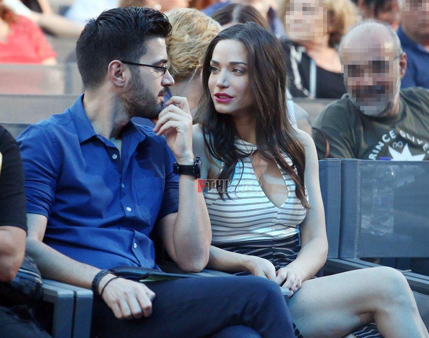 Paparazzi! Κατερίνα Γερονικολού-Γιάννης Τσιμιτσέλης: Δημόσια έξοδος για το ερωτευμένο ζευγάρι