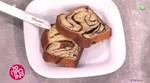 Τσουρέκια με σοκολάτα από την Αργυρώ Μπαρμπαρίγου