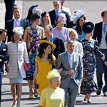 Πρίγκιπας Χάρι - Μέγκαν Μαρκλ: Οι πρώτες αφίξεις στον γάμο τους!