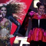 Eurovision 2018: Δείτε τι έκανε η Netta του Ισραήλ όταν στη σκηνή τραγουδούσε η Ελένη Φουρέιρα!