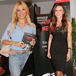Φαίη Σκορδά - Ελένη Τσολάκη: Σε παρουσίαση βιβλίου στενού τους φίλου! -Φωτογραφίες