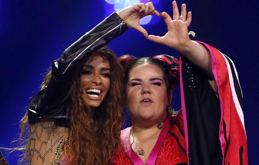 Ελένη Φουρέιρα: Δεν φαντάζεστε τι αποκάλυψε για τη γνωριμία της με τη Netta του Ισραήλ!