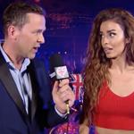 Eurovision 2018: Η Ελένη Φουρέιρα βγήκε ζωντανά στο BBC και τραυμάτισε τον δημοσιογράφο με τα... μαλλιά της!