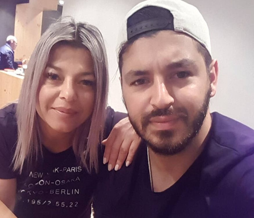 Στέλλα Νικολάου: Το δημόσιο μήνυμα αγάπης της μητέρας του Πάνου Ζάρλα στον σύζυγό της