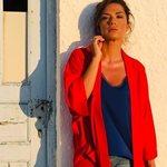 Βάσω Λασκαράκη: Τι της χάλασε τη διάθεση μετά την επιστροφή στην Αθήνα;