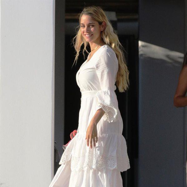 76a784d6629e Η Δούκισσα Νομικού επέστρεψε στη δουλειά της λίγους μήνες μετά τη γέννηση  του γιου της | fthis.gr