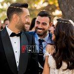 Αντώνης Πολέντας - Κωνσταντίνα Καραχάλιου: Το φωτογραφικό άλμπουμ του λαμπερού γάμου τους στην Κρήτη!