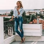 Κωνσταντίνα Σπυροπούλου: Επέστρεψε στην Αθήνα με νέο… συγκάτοικο!