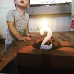 Ο γιος της Ελληνίδας παρουσιάστριας έγινε δύο ετών, ενώ πριν από λίγες ημέρες υποδέχτηκε το αδερφάκι του