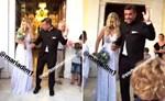 Στέφανος Κωνσταντινίδης - Μαρία Δήμου: Παντρεύτηκαν και βάφτισαν τον γιο τους στην Τήνο!