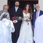 Κατερίνα Στικούδη & Βαγγέλης Σερίφης: Δείτε για πρώτη φορά την μπομπονιέρα του γάμου τους