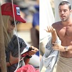 Paparrazi! Δούκισσα Νομικού - Δημήτρης Θεοδωρίδης: Συνεχίζουν τις διακοπές τους στη Μύκονο!