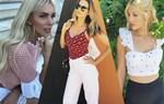 Αυγουστιάτικα κορμιά: 10+1 διάσημες Ελληνίδες που πόζαραν στις διακοπές τους φορώντας τα μαγιό τους!